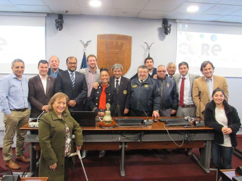 Comisión de Seguridad del Core de Valparaíso acordó apoyo para adquirir nuevos carros bomba