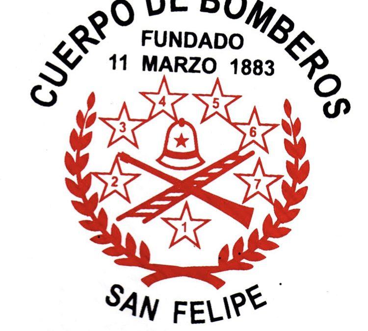 DECLARACIÓN DEL CUERPO DE BOMBEROS DE SAN FELIPE FRENTE A PROTESTA NACIONAL