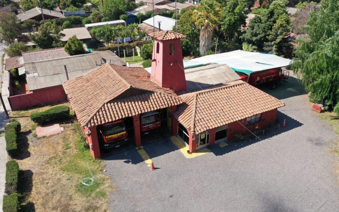 Ministerio de desarrollo social aprueba proyecto de reposición de cuartel de bomberos de Panquehue