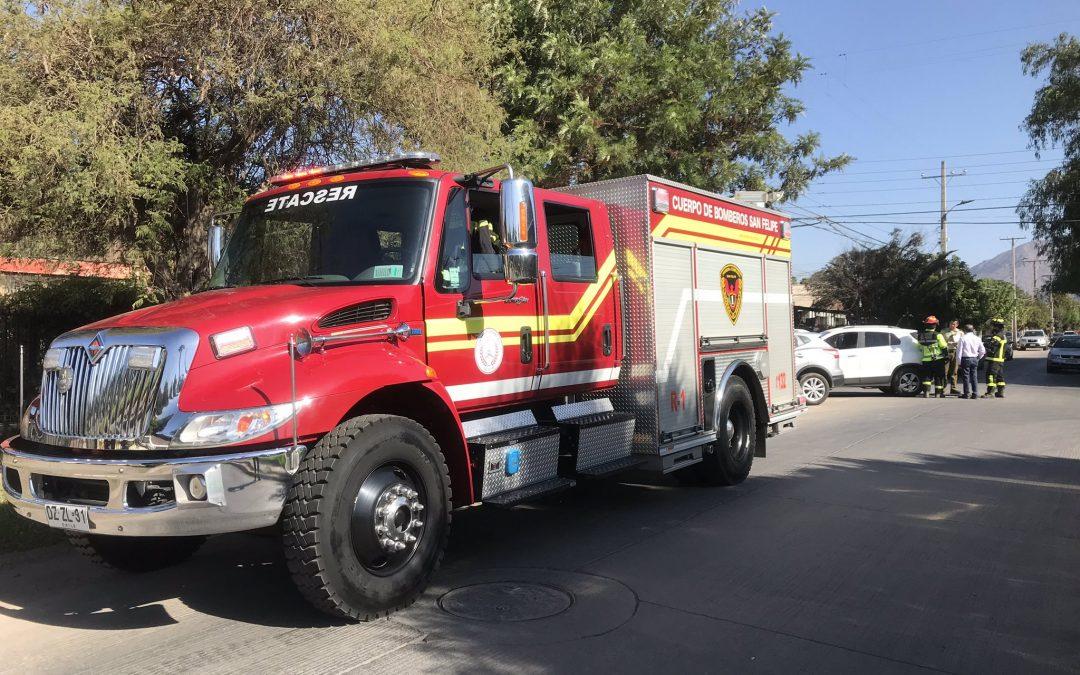 Al fin en tu casa, ya esta al servicio de la ciudad, nuestra unidad de rescate R-1